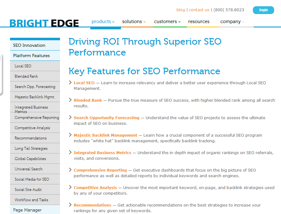 bright edge seo
