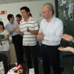 五月生日party
