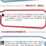 中海微博互动中的两个亮点