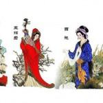 从中国古代四大美女看企业品牌价值体现