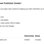 谷歌发布谷歌新闻发布者(Google News Publisher Center)工具