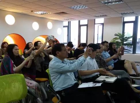 文军营销活动-6月菁英HR沙龙