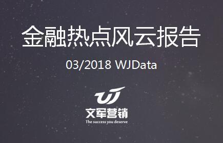 文军智库:3月金融热点风云报告